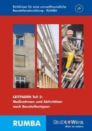 LEITFADEN Teil 2 - Österreichische Ökologie Institut