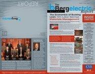 10% Labor Savings Materials Management - Bergelectric