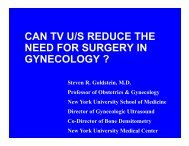 CAN TV U/S REDUCE THE NEED FOR ... - Cmebyplaza.com