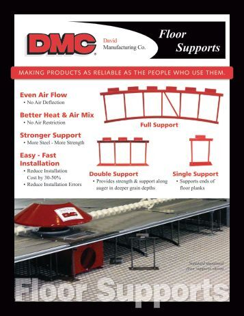 wiring diagrams pneg  floor supports david manufacturing co