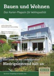 Schöne Aussichten - Verlagsbeilagen des Nordbayerischen Kurier ...