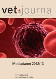 Mediadaten 2012/13 - Vet Journal