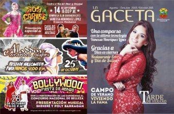 La Gaceta 283 - Club Cartagena