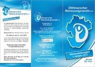 Dithmarscher Betreuungsverem e.V. - Der Betreuungsverein in ...