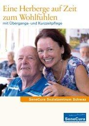 """Auf """"Urlaub"""" im Sozialzentrum - SeneCura"""