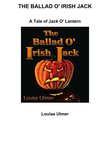 THE BALLAD O' IRISH JACK - Click A Tutor
