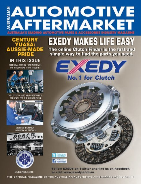 Am Magazine Shell Australian Automotive Aftermarket