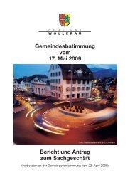 090864 abstimmungsflyer - Gemeinde Wollerau