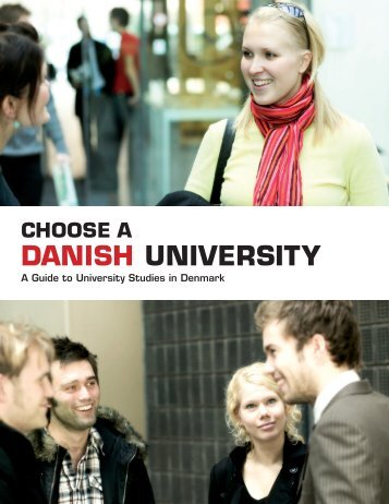 choose a danish university