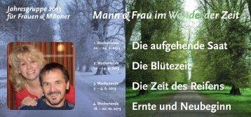 Informationen - Biodanza Wolfsburg