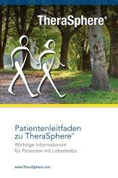 Patientenleitfaden zu TheraSphere®