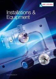 Installations & Equipment - Air Liquide UK