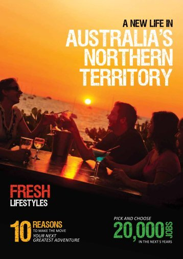 the Northern Territory's lifestyle magazine. - Australian Hotels ...