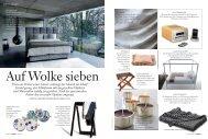 Auf Wolke sieben (PDF) - BILANZ Homes
