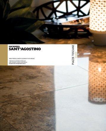 Piazze Toscane - Ceramica Sant'Agostino