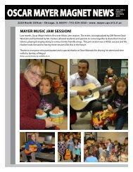 Newsletter 1 - Friendsofmayer.org