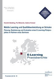 Praxisbericht 19 - ERCIS - European Research Center for ...