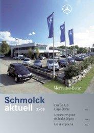 Schmolck aktuell 2/09