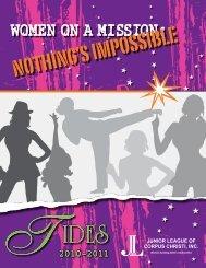 NothiNg's impossible - Junior League of Corpus Christi