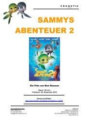SAMMYS ABENTEUER 2 - Frenetic