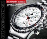 Squadron Commander - Chase-Durer