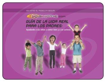 guía de la vida real para los padres - Kidnetic