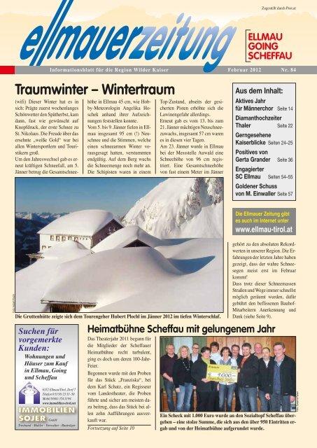 Chat in Ellmau bei Kufstein und Chat Bekanntschaften