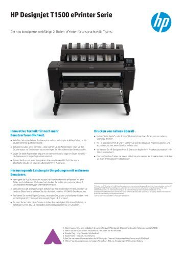HP Start Right Promotion (gültig bis 31.07.2013 - Plotter-angebote.de