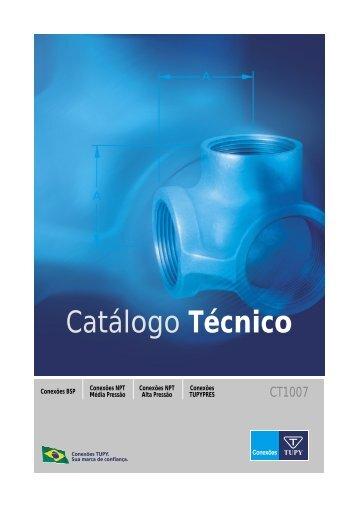 Catálogo da Tupy - Escoladavida.eng.br