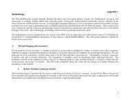 NHEIA Appendix 1 - Methodology - Town of Waitsfield, Vermont