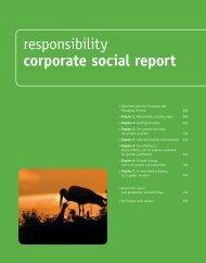 Annual Corporate Governance Report - FCC