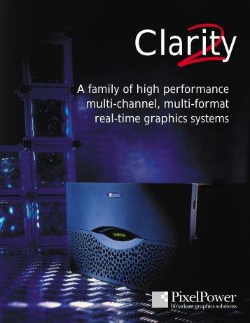 Clarity - Majortech