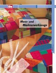 Prym Mess- und Markierwerkzeuge - W Lange