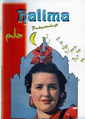 Halima Nr.1 Jg.14 - 2002