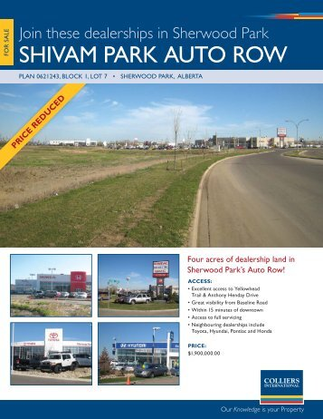 SHIVAM PARK AUTO ROW