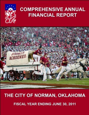 CAFR 2011 - City of Norman
