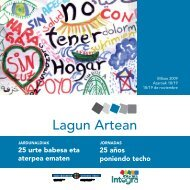 Bilbao 2009 18/19 de noviembre Azaroak 18/19 - noticiaspsh.org
