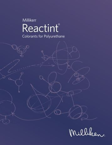 Reactint® - Milliken Chemical
