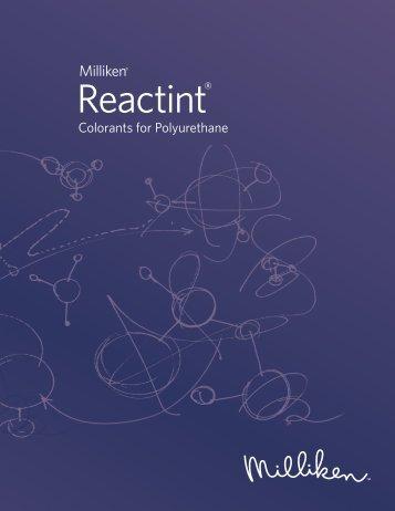 Reactint® - Milliken Chemical