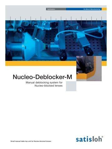 Nucleo-Deblocker-M - Satisloh