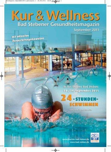 September 2011 - Bad Steben