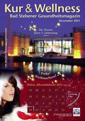 Dezember 2011 - Bad Steben