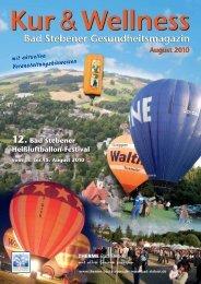 August 2010 - Bad Steben