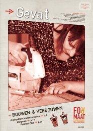 Bouwen & verBouwen - Formaat