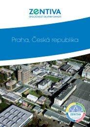 Praha, Česká republika - Zentiva