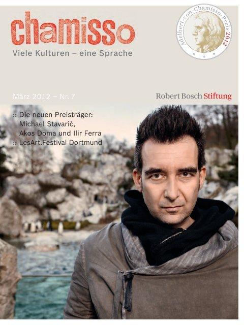 FOLFO ' IMFO 8JTTFO Jetztauchim neuen - Robert Bosch Stiftung
