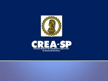 Palestra Sistema Confea/Creas - CRP - Crea-SP