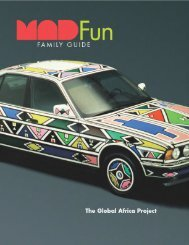 'The Global Africa Project,' Family Guide - Museum of Arts and Design
