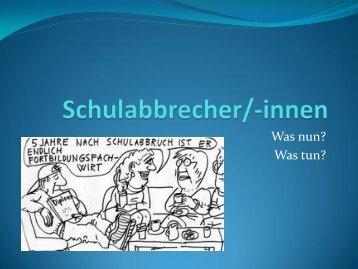 Schulabbruch - HAK/HAS Traun
