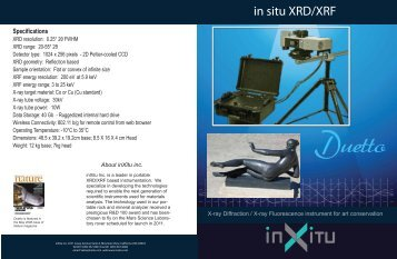 Duetto brochure cover flat front v3 WEB - XRF and XRD Analyzers